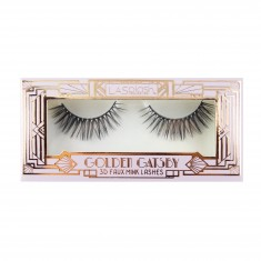LaSplash Golden Gatsby 3-D Faux Mink Lashes